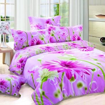 Комплект постельного белья Bella Dona сатин 3D B 0050