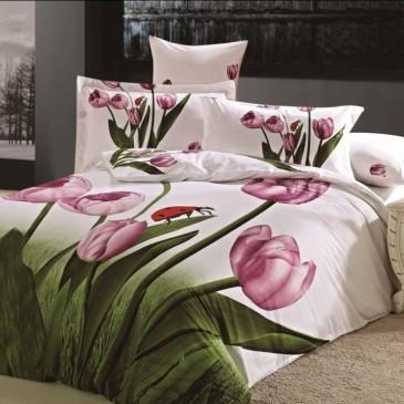 Комплект постельного белья ARYA сатин Bona
