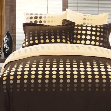 Комплект постельного белья ARYA сатин Life