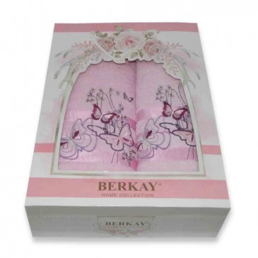 Набор полотенец Berkay 2-ка