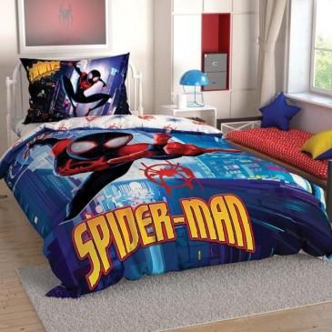 Постельное белье TAC DISNEY Spiderman Into the Spider-verse