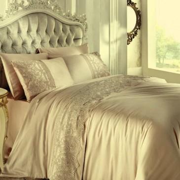 Комплект постельного белья Zebra ALMILA krem