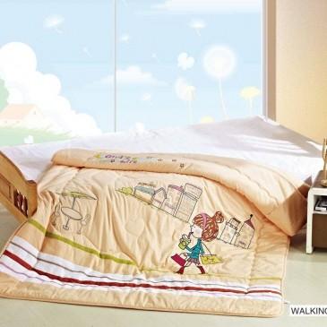 Детское одеяло ARYA Walking Girl