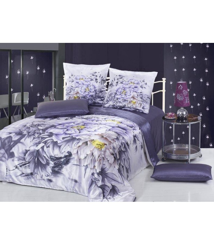 Комплект постельного белья Bella Dona шелк Пекин