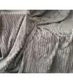 Zebra Casa soft botanye 150 * 220 gri
