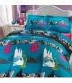 Комплект постельного белья HOBBY сатин-люкс City