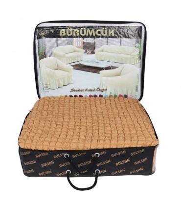 Купить чехол на диван и 2 кресла Halley производства Турция