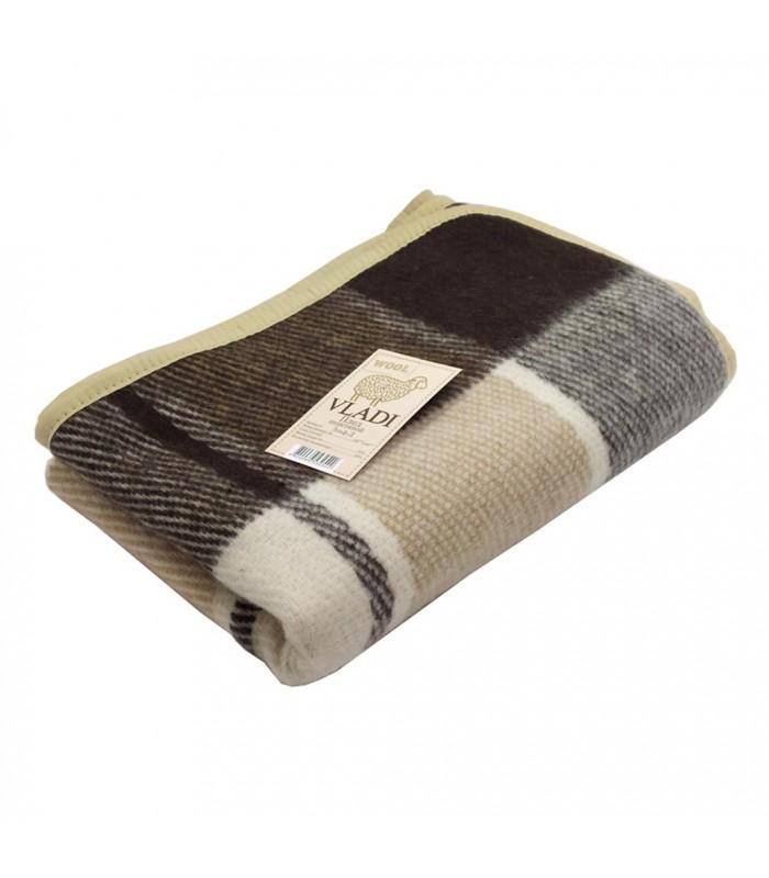 Plaid Elf childrens 100х140 wool