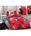 Комплект постельного белья HOBBY ранфорс College