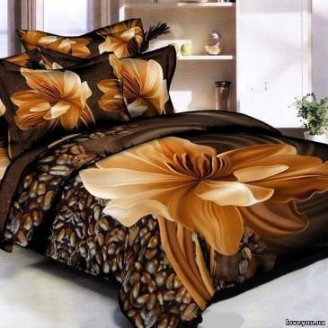 Комплект постельного белья Love You Интрига