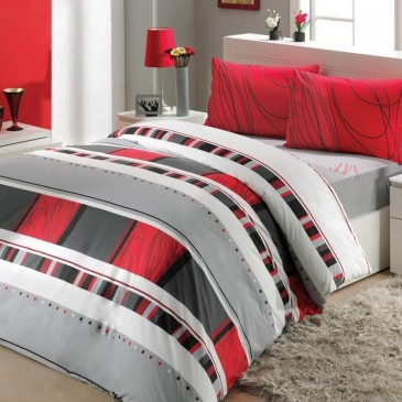 Комплект постельного белья HOBBY ранфорс Ahenk