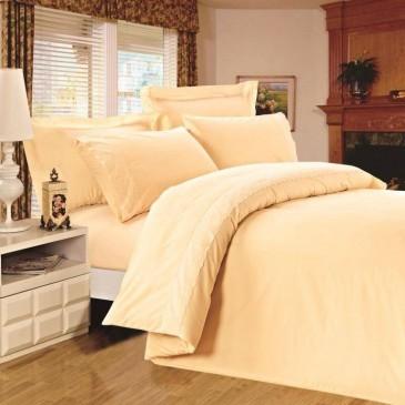 Сатин с кружевом, комплект постельного белья TF B 0016 N