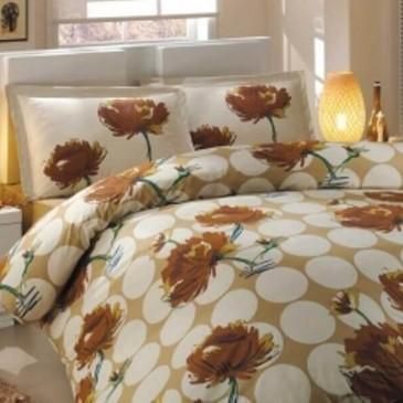 Комплект постельного белья HOBBY ранфорс Leona
