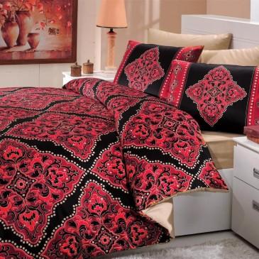 Комплект постельного белья HOBBY сатин-люкс Nirvana