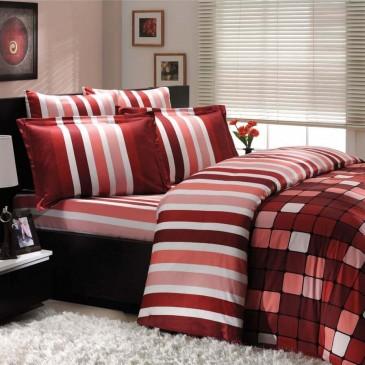 Комплект постельного белья HOBBY сатин-люкс Rithym