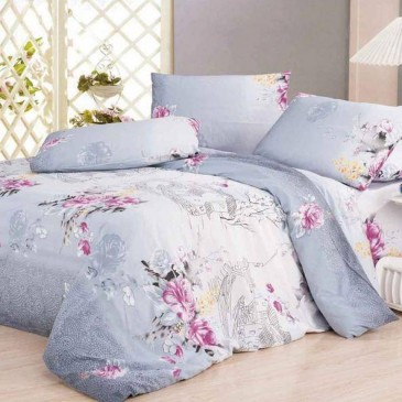 Комплект постельного белья Бязь, BV B 0066 Зимний сад