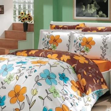 Комплект постельного белья HOBBY сатин-люкс Jardin