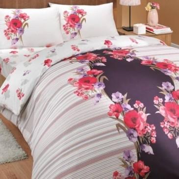 Комплект постельного белья HOBBY Ranforce Dream фиолетовый