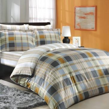 Комплект постельного белья HOBBY сатин Mirella