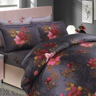 Комплект постельного белья HOBBY сатин Martha