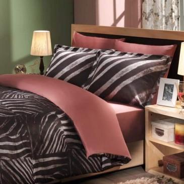 Комплект постельного белья HOBBY сатин Retro