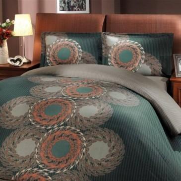 Комплект постельного белья HOBBY сатин Othello