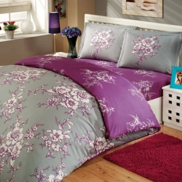 Комплект постельного белья HOBBY сатин-люкс Fiona