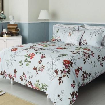 Комплект постельного белья VALERON SHERIN MAVI