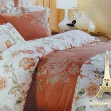 Комплект постельного белья Love You 6-04 гобелен-евро