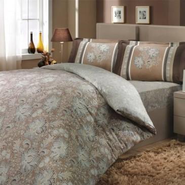 Комплект постельного белья HOBBY сатин-люкс Sienna