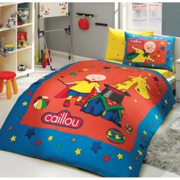 Комплект постельного белья HOBBY ранфорс Caillou Magic