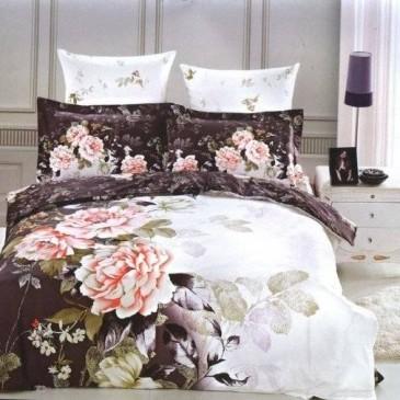 Комплект постельного белья ARYA Сатин Daisy