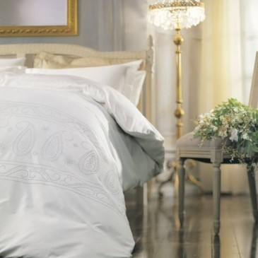 Комплект постельного белья Pierre Cardin ПБ saten Premio евро