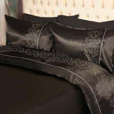 Комплект постельного белья Arya Cazarro Siyah