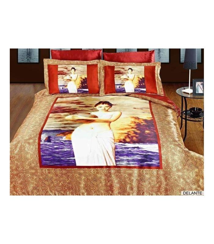 Комплект постельного белья ARYA шелк Delante