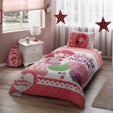 Постельное белье TAC DISNEY STRAWBERRY SHORTCAKE GOOD NIGHT