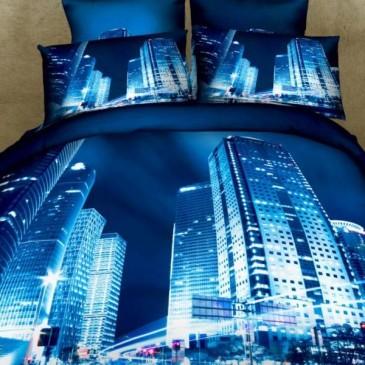 Комплект постельного белья Love You Огни города