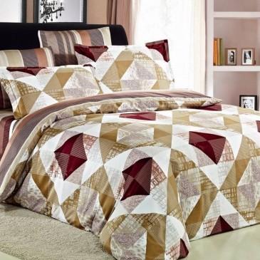 Комплект постельного белья ARYA сатин Adnos