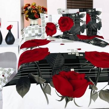 Комплект постельного белья ARYA сатин Carla