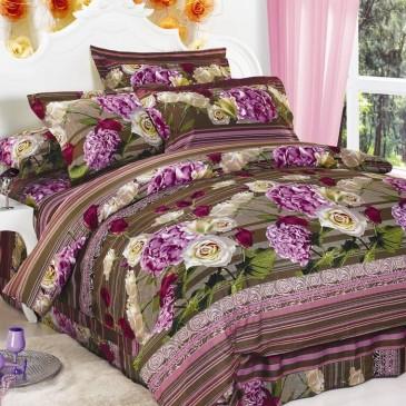 Комплект постельного белья ARYA сатин Melissa
