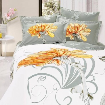 Комплект постельного белья ARYA сатин Rotem