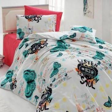 Комплект постельного белья Nazenin Teenage