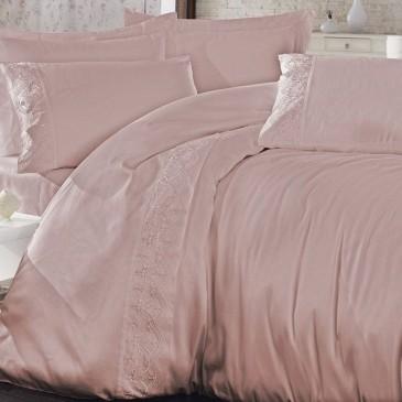 Комплект постельного белья Nazenin Wedding Satin Series