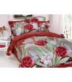 Комплект постельного белья ARYA сатин Valentine