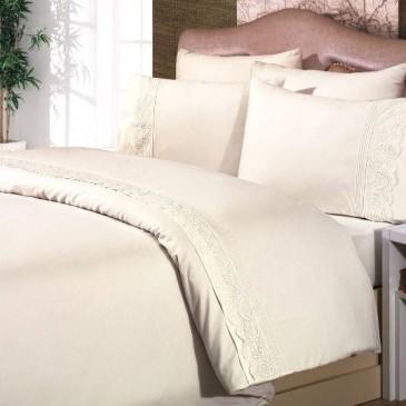 Комплект постельного белья Blumarine Vanessa krem