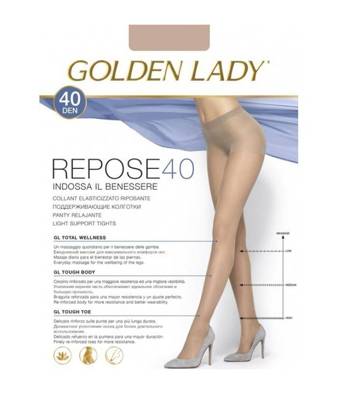 Tights GOLDEN LADY REPOSE 40
