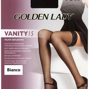 Чулки GOLDEN LADY VANITY 15