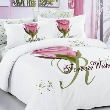 Комплект постельного белья ARYA сатин JANNA