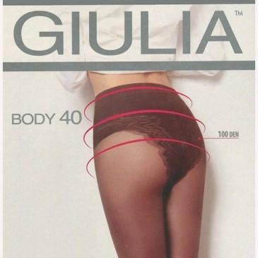 Колготки GIULIA BODY 40