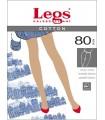 Колготки LEGS COTTON 80
